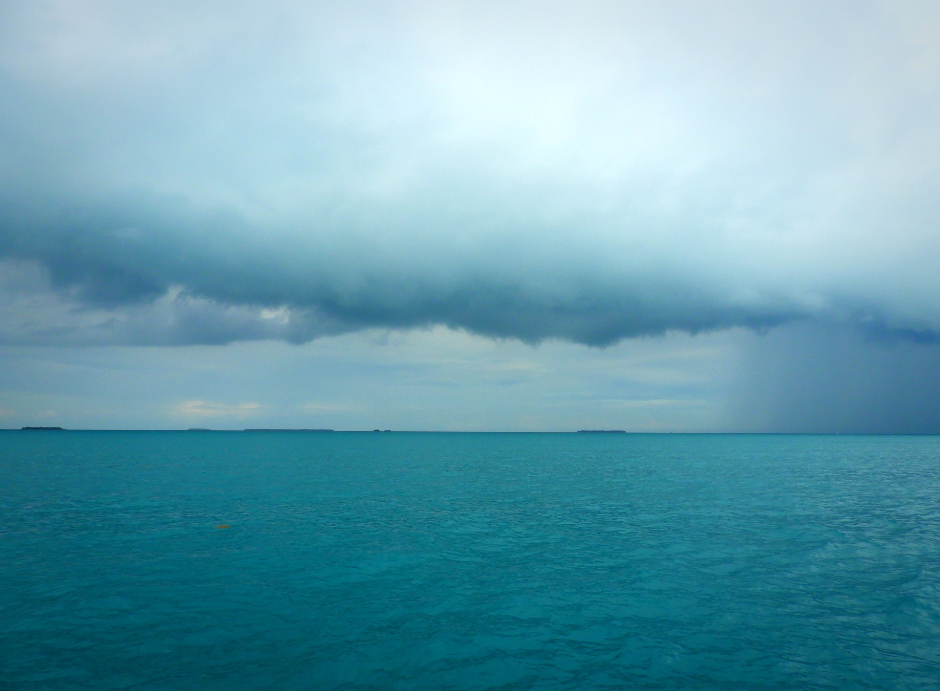 Squall on Gulf